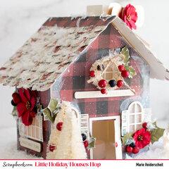 Christmas House SVG