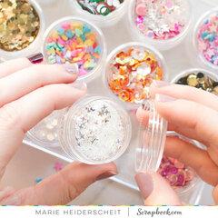Embellishment Jars Mini
