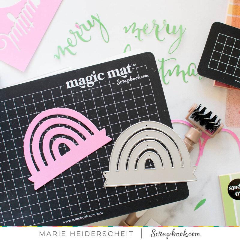Magic Mat Die Cutting