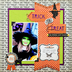 Trick Or Treat With Something Wicked