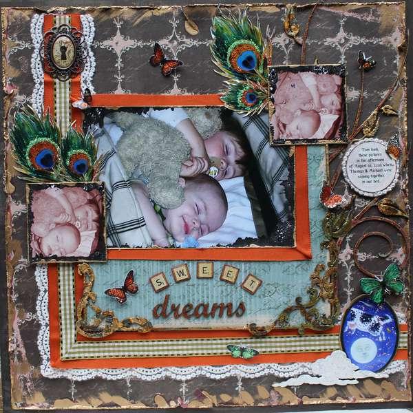 Sweet Dreams *Swirlydoos & DA*