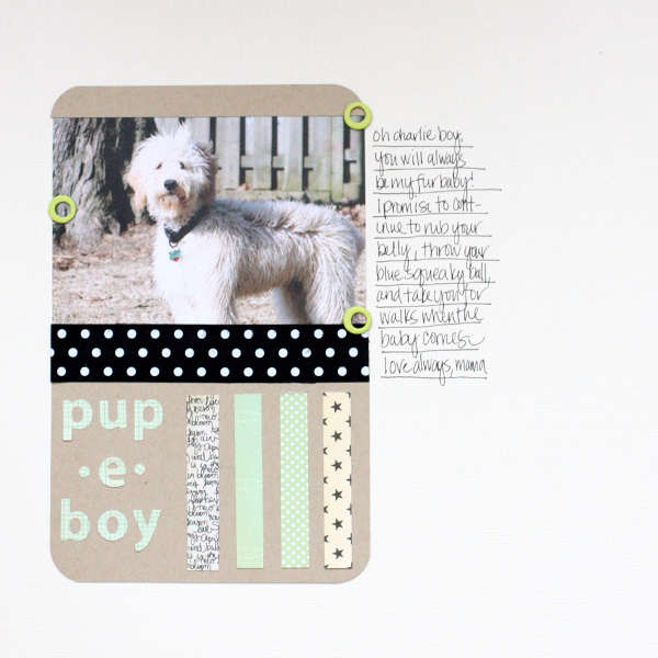 Pup E Boy