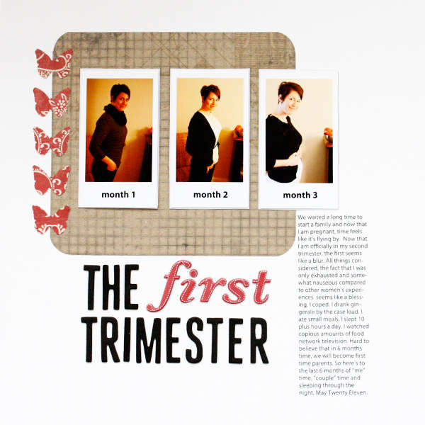 The First Trimester