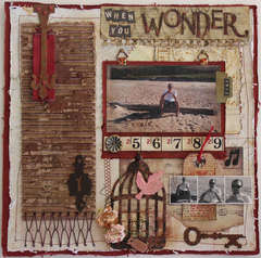 When you wonder