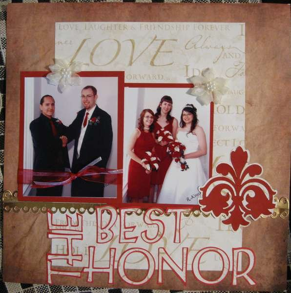 The Best Honor