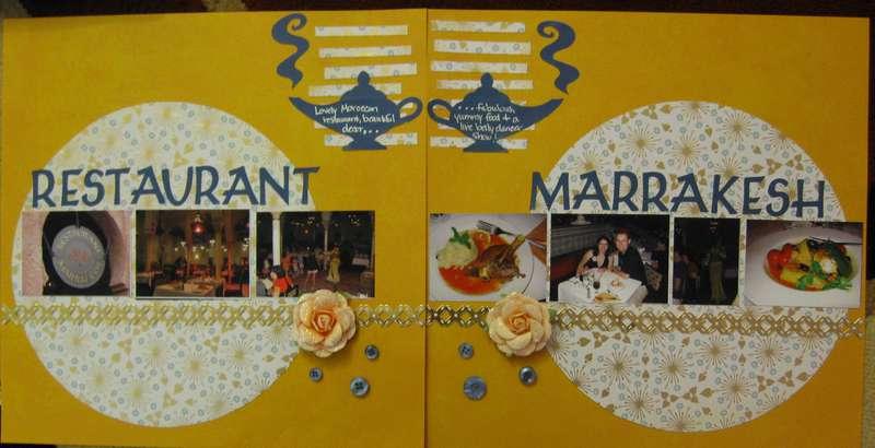 Restaurant Marrakesh