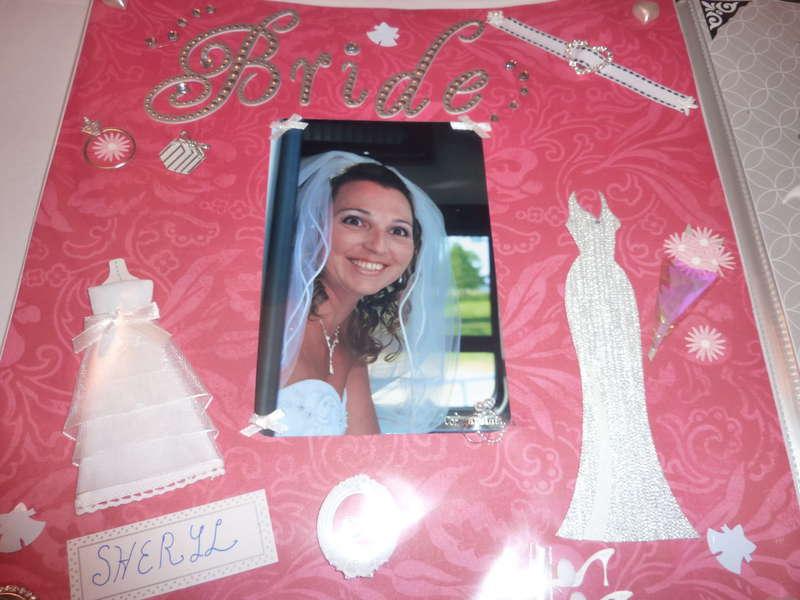 the BRIDE SHERYL
