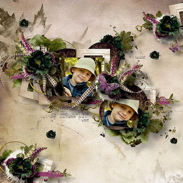 Collab Romantic season by Kaymee Designs & Bee Creation