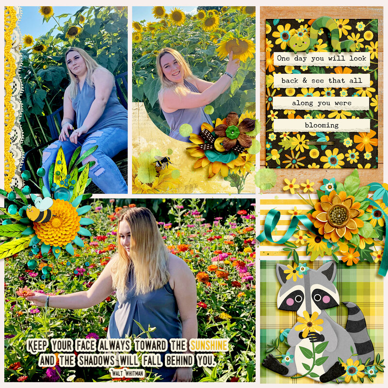 Sunflower Sayings 2