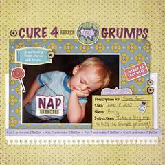 Cure 4 the Grumps by Liz Qualman