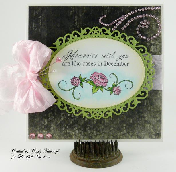 PINK MEMORIES CARD