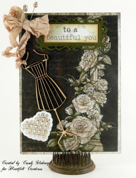 BEAUTIFUL YOU CARD
