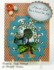 MYSTIC HIDEAWAY CARD