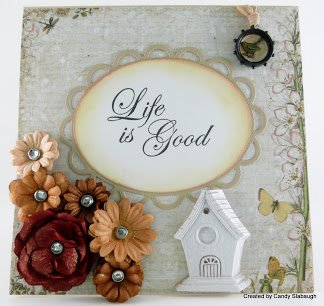 LIFE IS GOOD CARD