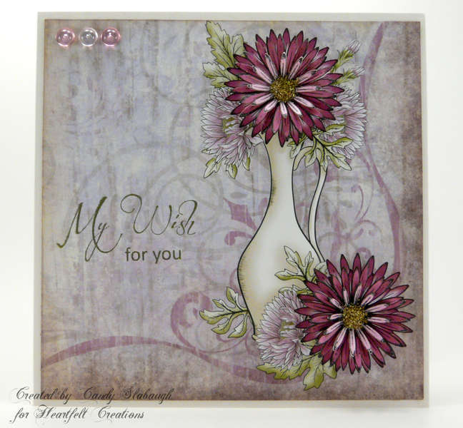 PINK ASTER CARD