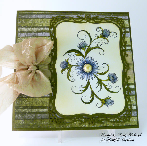 TWINING ASTERS CARD