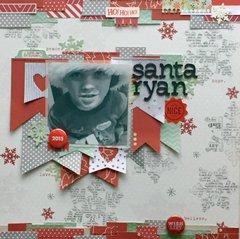 Santa Ryan