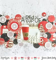 A Red Cup of Good Cheer