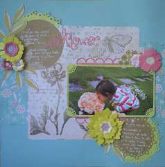 wildflower page 1