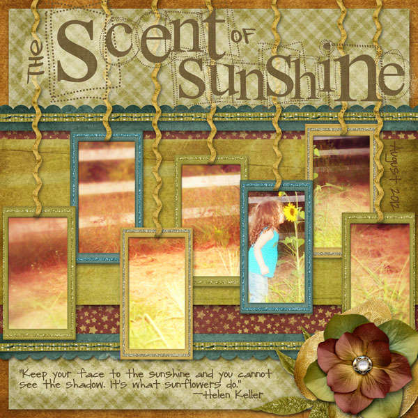 The Scent of Sunshine