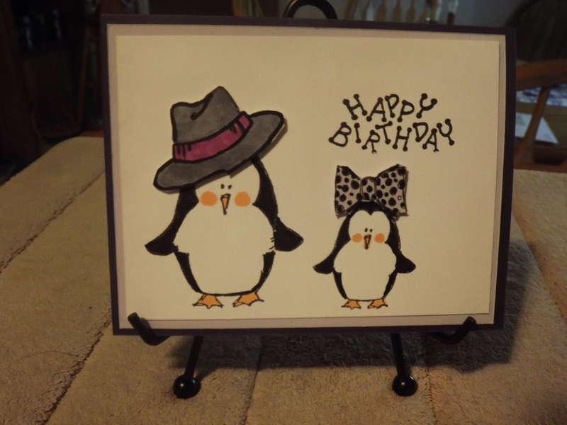 penquin birthday