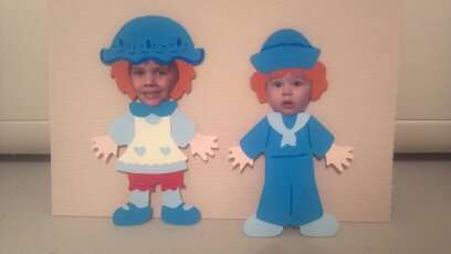Raggety Ann and Andy