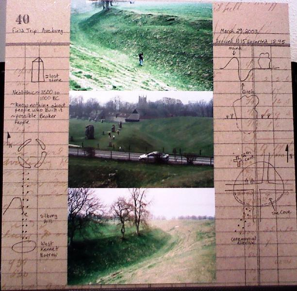 Avebury field notes