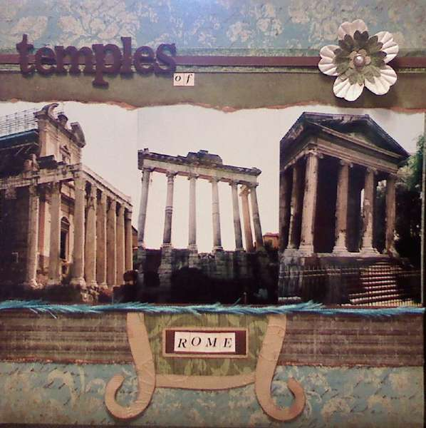Temples of Rome