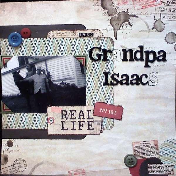 Grandpa Isaacs