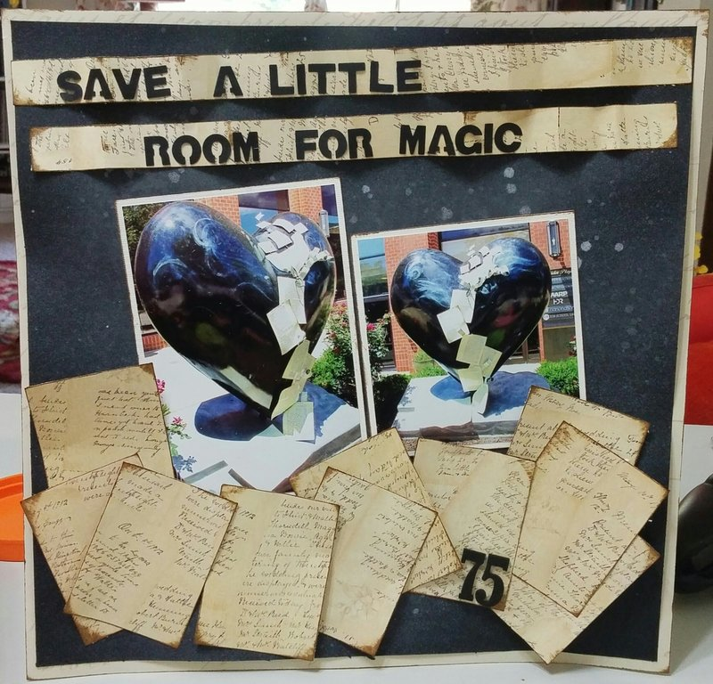 Save a Little Room for Magic