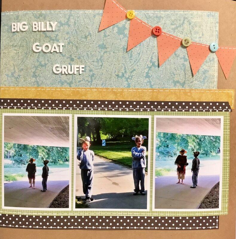 Big Billy Goat Gruff
