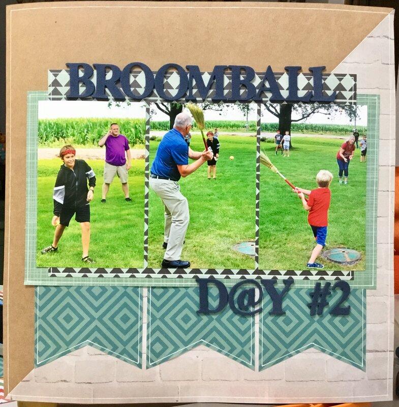 Broomball day #2