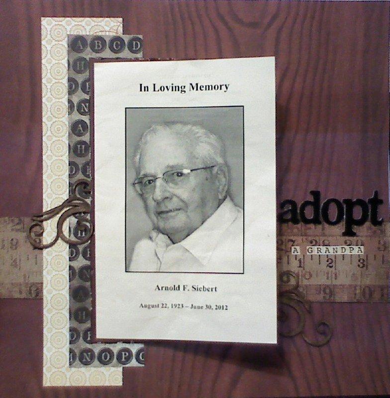 Adopt A Grandpa