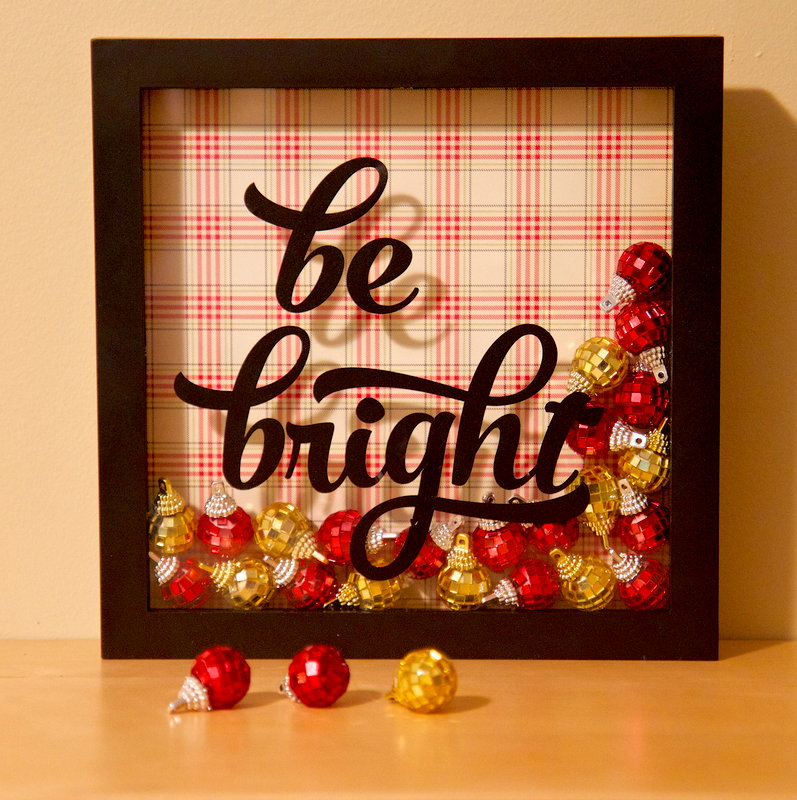 Be Bright Shadowbox