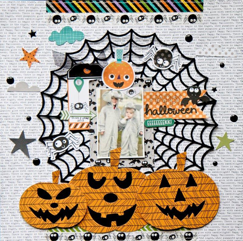 Happy Halloween Eeeeeek!