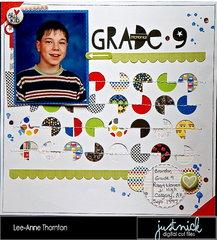 Grade 9 Memories
