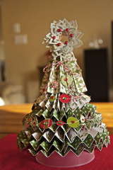 Tabletop Christmas Tree