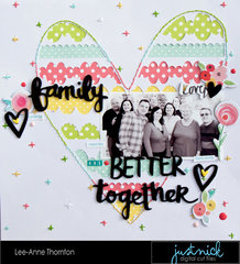 Family Are Better Together