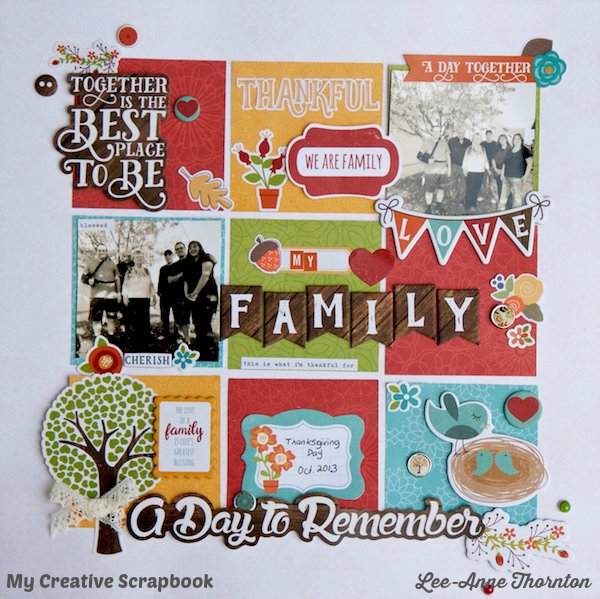 Family - A Day To Remember