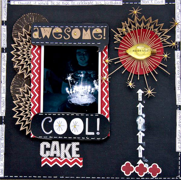 Awesome Cool Cake