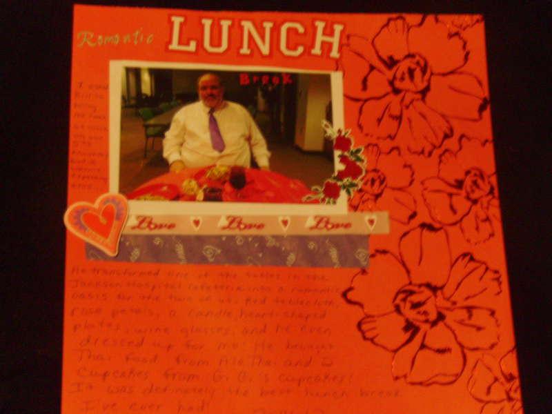"""""""Romantic Lunch Break"""""""