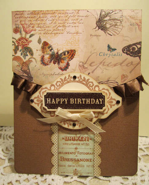 Happy Birthday, Mariposa!