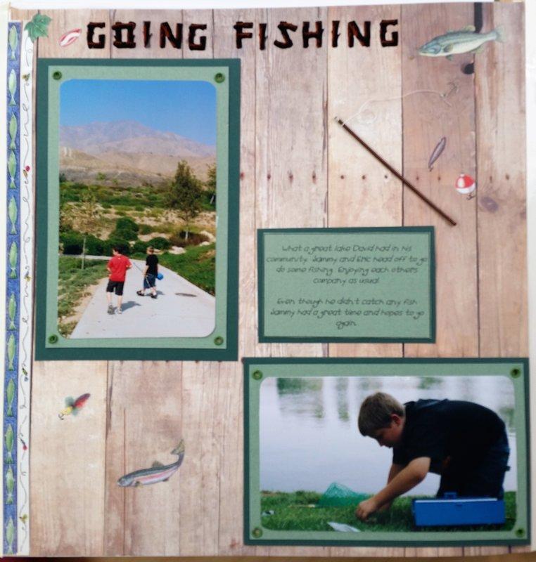 Going Fishing #2