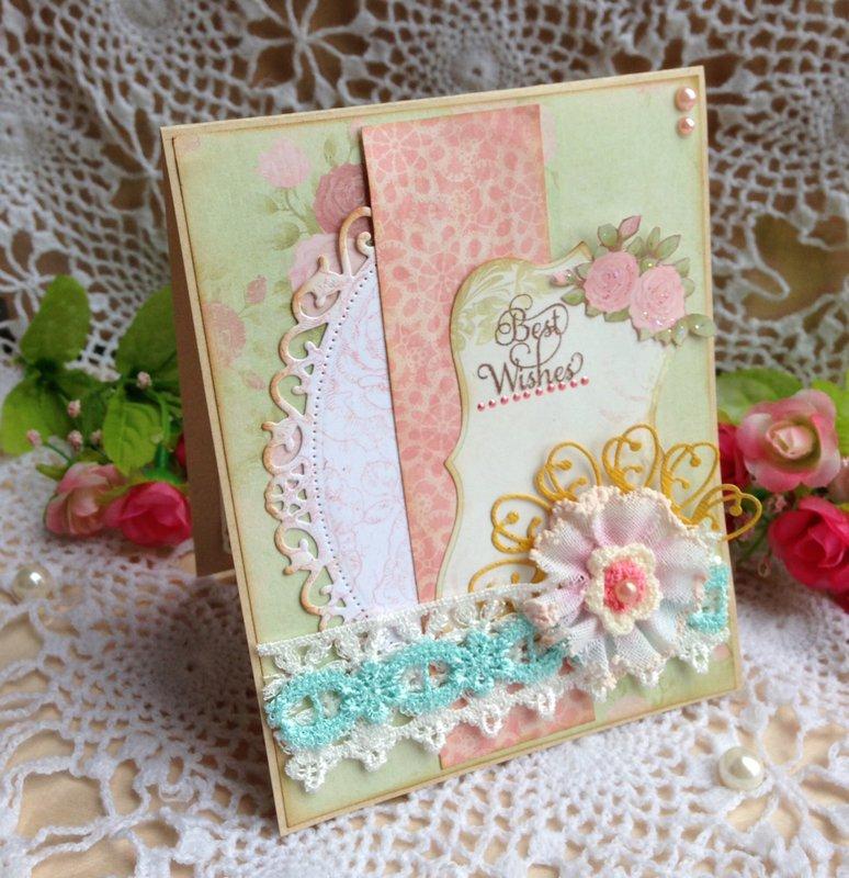 Best Wishes---2013.4.23