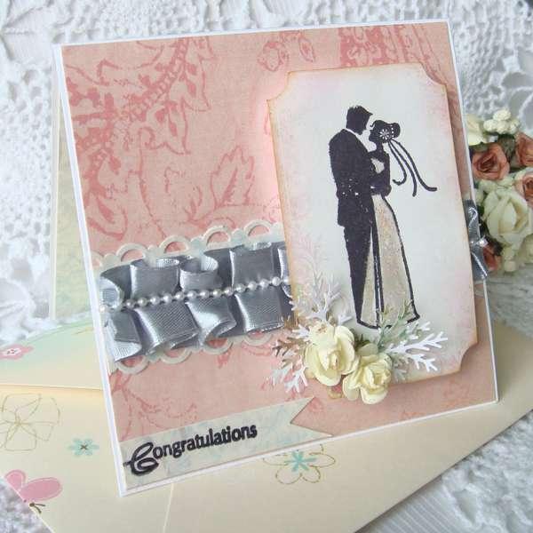 Wedding card--Congratulations