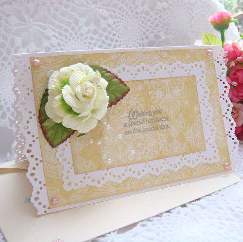 Wedding Card---Wish