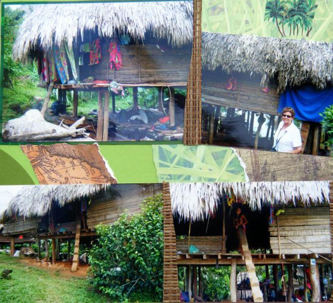 Tusipono: The Emberra village