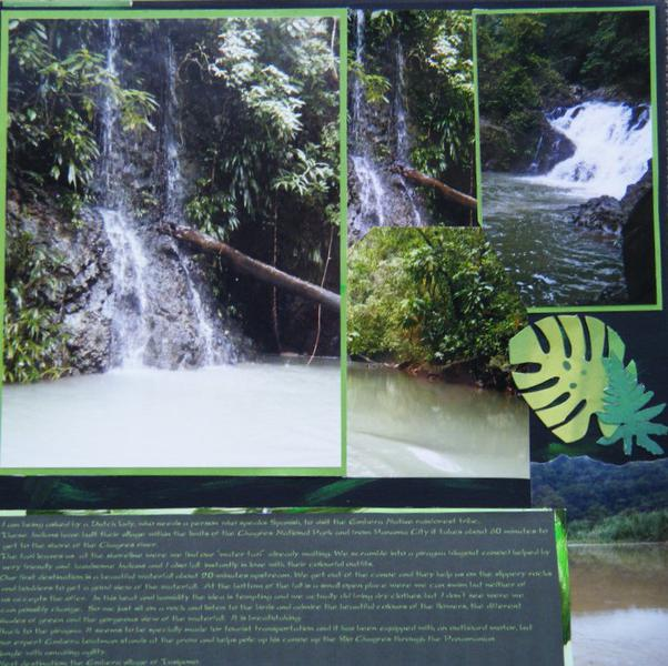 Panama: Trip to  Indian village: Tusipono