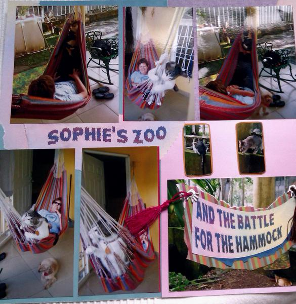 Panama 2011. Sophie's Zoo