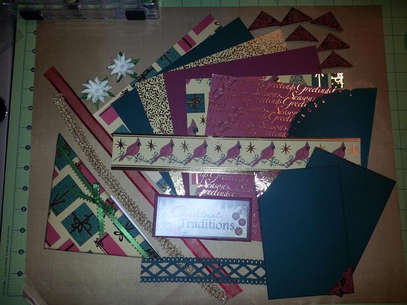 Traditional Christmas kit